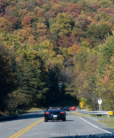 Fall Folliage Drive & Dine
